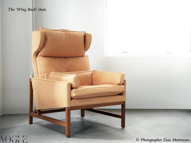 Bassamfellows furniture hits australia vogue living 39 s blog for Furniture 80s band