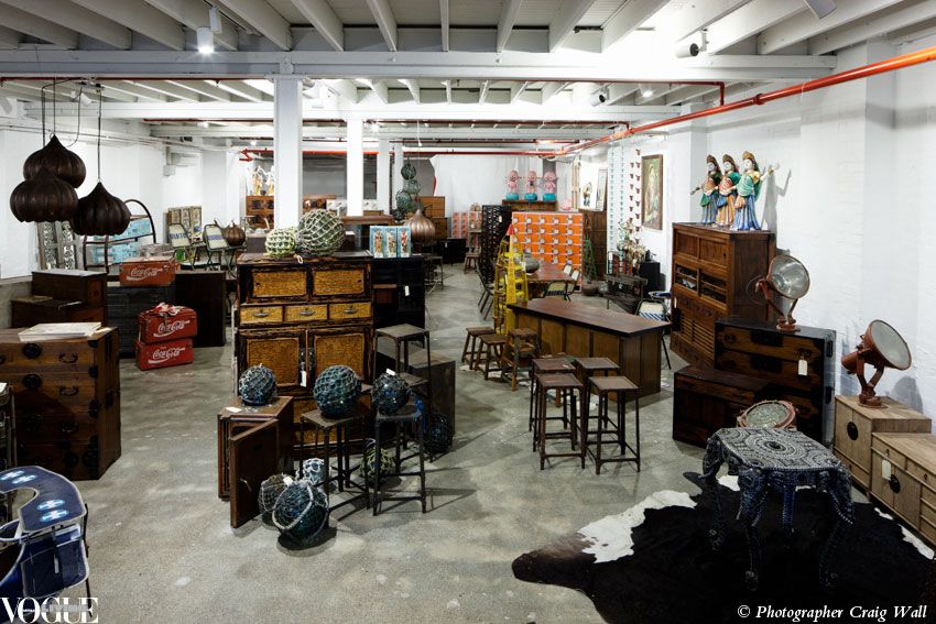 Dr bombay sydney s new globetrotting vintage store for India online furniture store