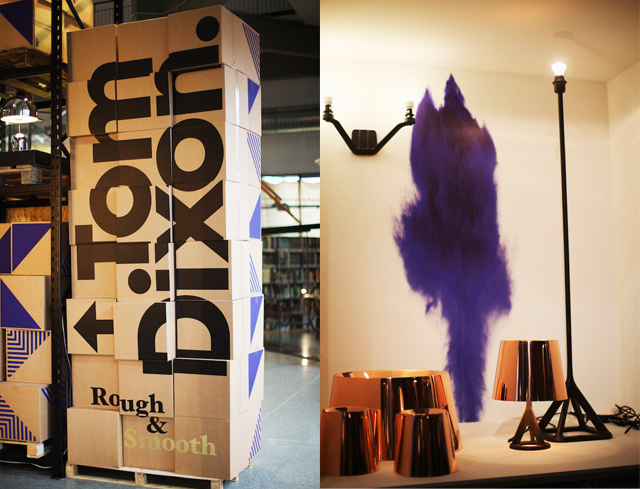 Tom Dixon Rough and Smooth