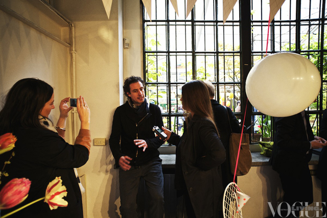 Editor Victoria Carey interviews Stefan Scholten