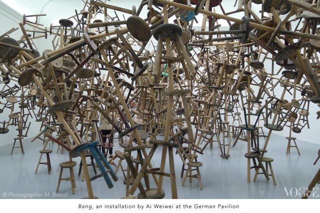 German Pavilion – Ai Weiwei