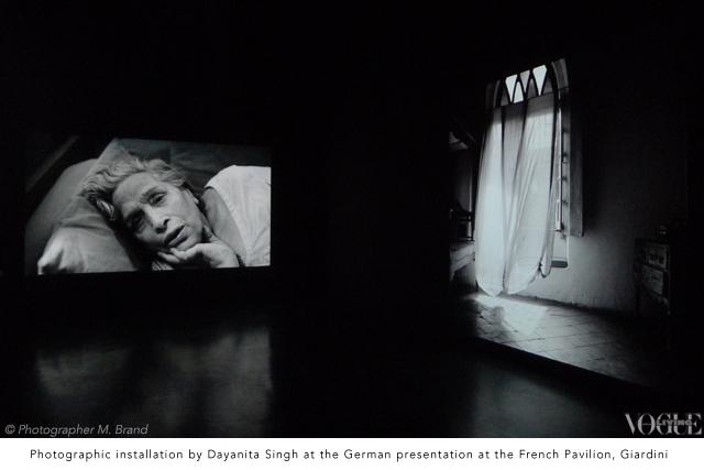 German Pavilion – Dayanita Singh