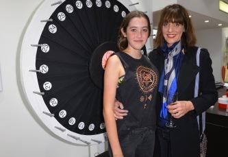 Millie Morton and Megan Morton