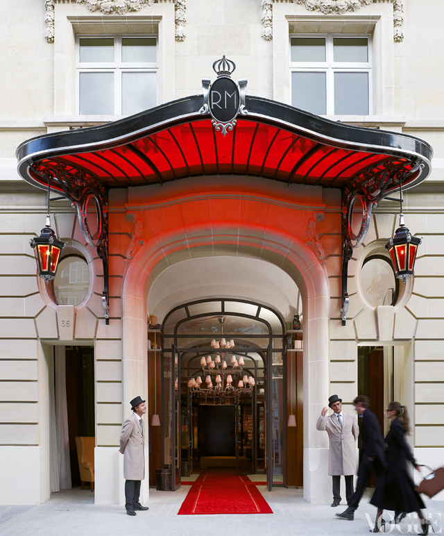Royal Monceau Raffles Paris