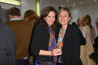 Sarah Rhodes and Sarah Enrighe
