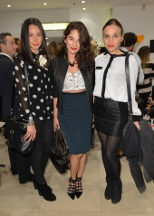 Tan Arlidge, Brooke Simone and Rachel Veronika