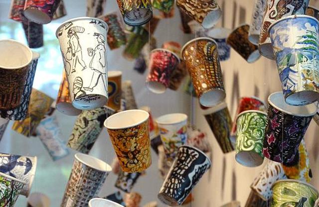 Gwyneth Leech Anthropoligie London Design Week 2013