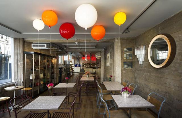 Le Trois Garcons London Design Week 2013